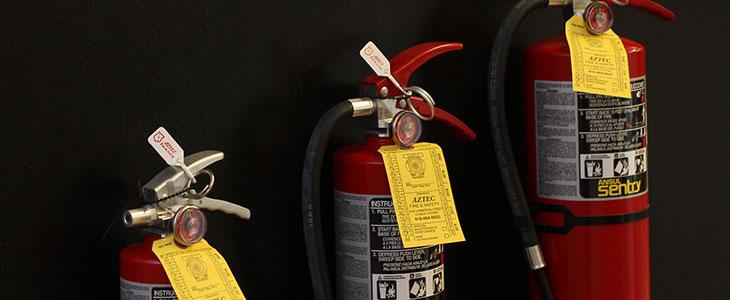San Diego CA Fire Extinguishers